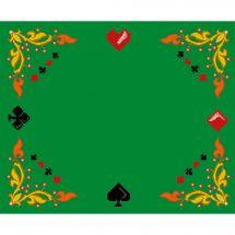 Kit tappeto giochi da ricamo - Luc Créations - 4 elementi